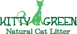 KITTY GREEN NATURAL CAT LITTER