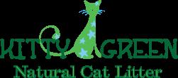 KITTY GREEN NATURAL CAT LITTER